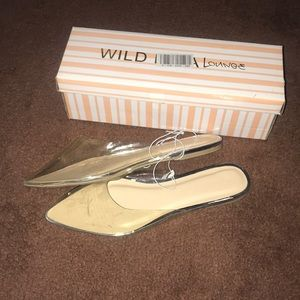 Wild Diva shoes size 9